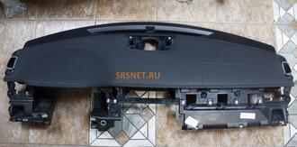 Ремонты торпеды после срабатывания подушек Range Rover Evoque