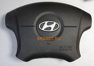 Восстановление подушки безопасности водителя Hyundai Elantra XD 2000-2006