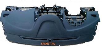 Ремонты торпедо Elantra 2012